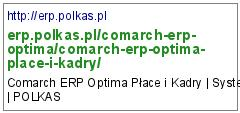 http://erp.polkas.pl/comarch-erp-optima/comarch-erp-optima-place-i-kadry/